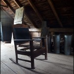 Gurdon Bill Waystation Chair in Attic 4745