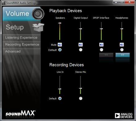 Download Asus P4PS-X SoundMAX Audio Driver for Windows XP Windows